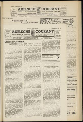 Axelsche Courant 1953-03-18
