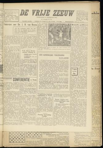 de Vrije Zeeuw 1946-08-21