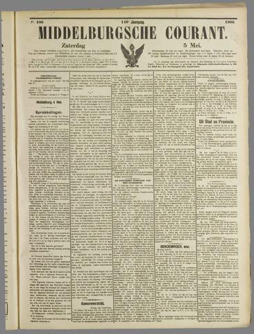 Middelburgsche Courant 1906-05-05