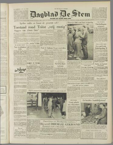 de Stem 1953-09-01
