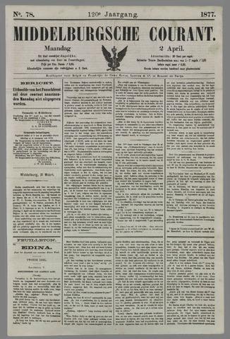 Middelburgsche Courant 1877-04-02