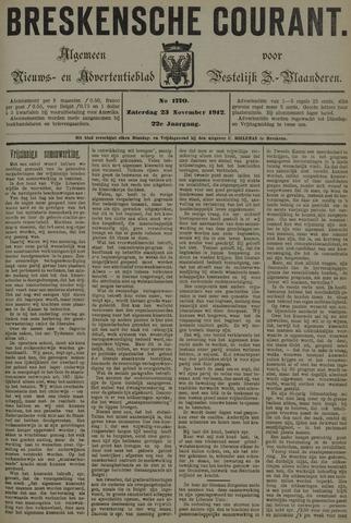 Breskensche Courant 1912-11-23