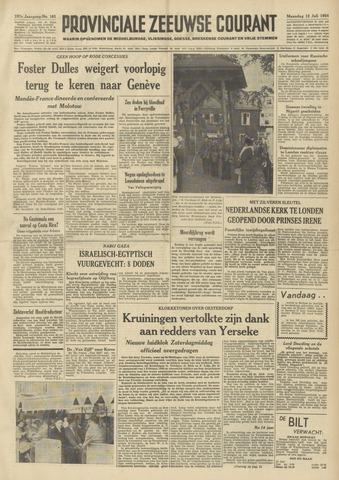Provinciale Zeeuwse Courant 1954-07-12
