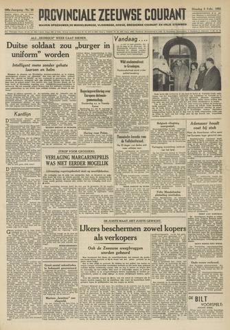 Provinciale Zeeuwse Courant 1952-02-05