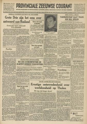 Provinciale Zeeuwse Courant 1952-03-22