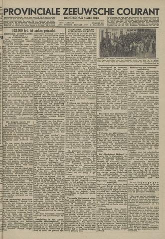 Provinciale Zeeuwse Courant 1943-05-06