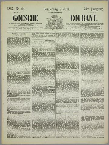 Goessche Courant 1887-06-02