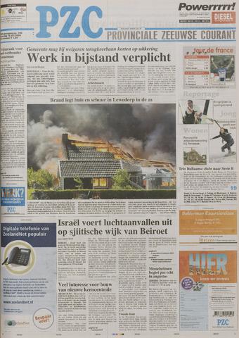 Provinciale Zeeuwse Courant 2006-07-15