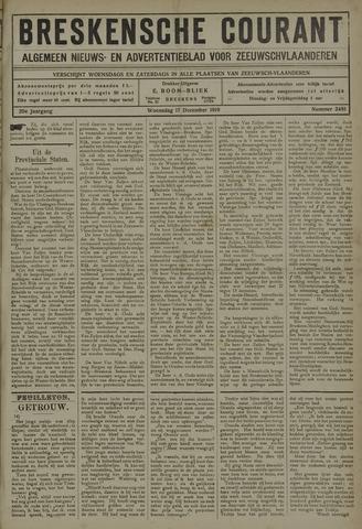 Breskensche Courant 1919-12-17