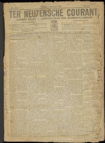 Ter Neuzensche Courant. Algemeen Nieuws- en Advertentieblad voor Zeeuwsch-Vlaanderen / Neuzensche Courant ... (idem) / (Algemeen) nieuws en advertentieblad voor Zeeuwsch-Vlaanderen 1915