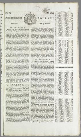 Zierikzeesche Courant 1824-10-19