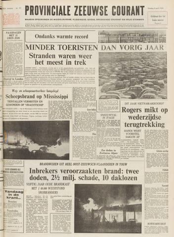 Provinciale Zeeuwse Courant 1969-04-08