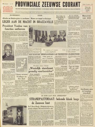 Provinciale Zeeuwse Courant 1963-08-16