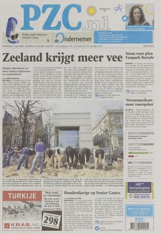 Provinciale Zeeuwse Courant 2009-04-15