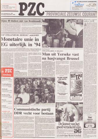 Provinciale Zeeuwse Courant 1989-12-09