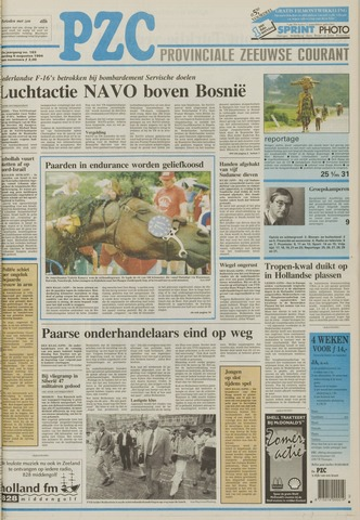 Provinciale Zeeuwse Courant 1994-08-06
