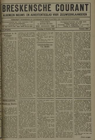 Breskensche Courant 1921-10-12