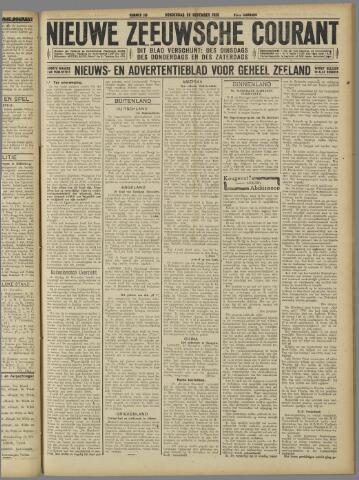 Nieuwe Zeeuwsche Courant 1925-11-26