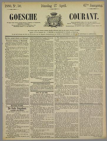 Goessche Courant 1880-04-27