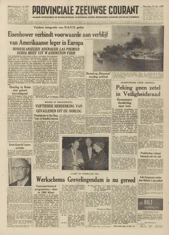 Provinciale Zeeuwse Courant 1960-10-10