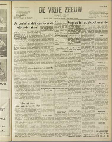 de Vrije Zeeuw 1958-04-24