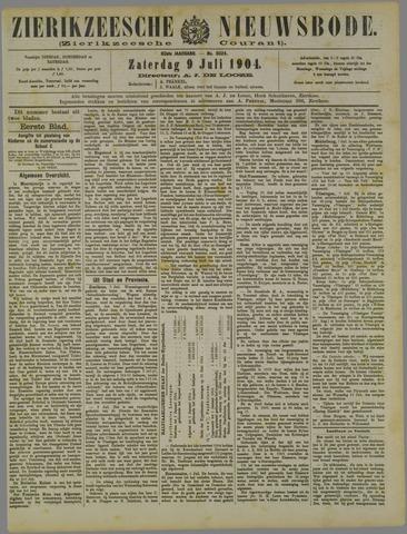 Zierikzeesche Nieuwsbode 1904-07-09