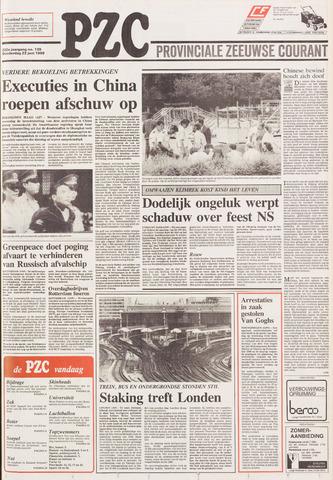 Provinciale Zeeuwse Courant 1989-06-22