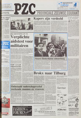 Provinciale Zeeuwse Courant 1988-04-16