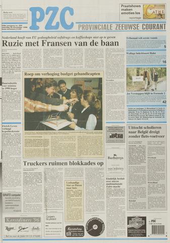 Provinciale Zeeuwse Courant 1996-11-30