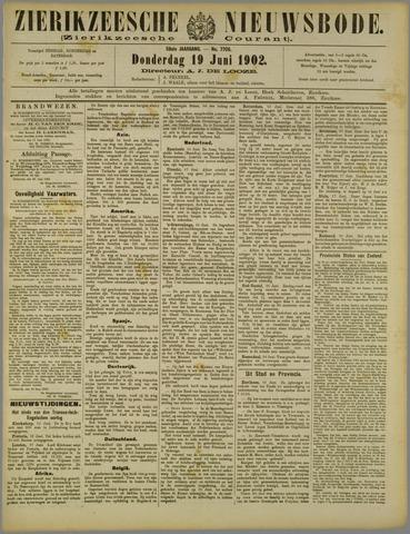 Zierikzeesche Nieuwsbode 1902-06-19