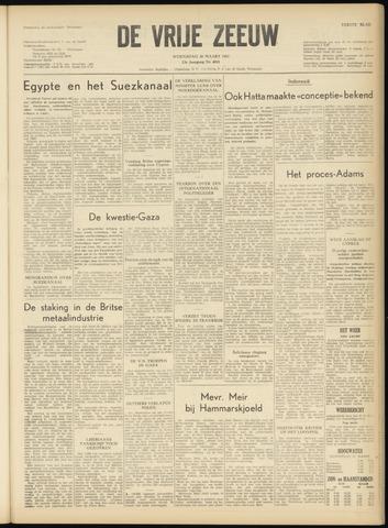 de Vrije Zeeuw 1957-03-20