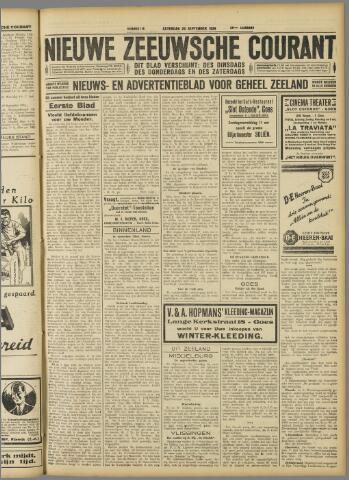 Nieuwe Zeeuwsche Courant 1928-09-29