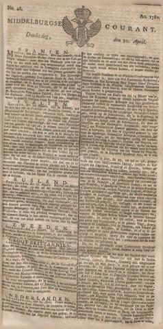 Middelburgsche Courant 1780-04-20