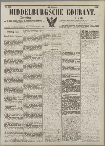 Middelburgsche Courant 1902-07-05
