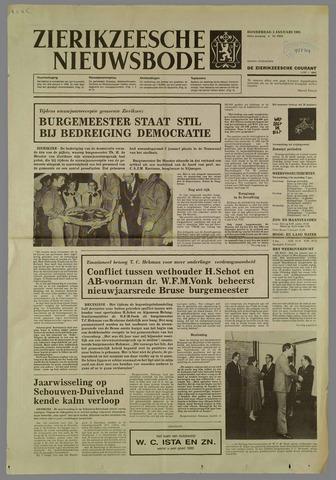 Zierikzeesche Nieuwsbode 1985