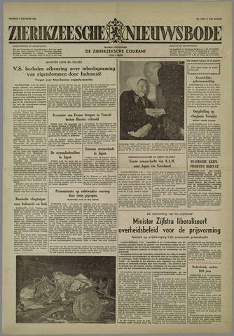 Zierikzeesche Nieuwsbode 1958-10-03