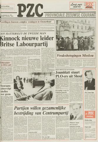 Provinciale Zeeuwse Courant 1983-10-03