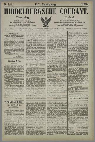 Middelburgsche Courant 1884-06-18