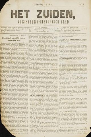 Het Zuiden, Christelijk-historisch blad 1877-05-15