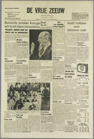 de Vrije Zeeuw 1967-06-21