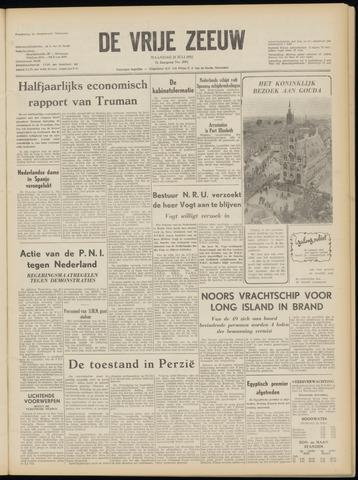 de Vrije Zeeuw 1952-07-21