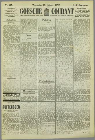Goessche Courant 1927-10-26