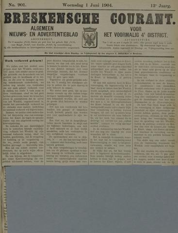 Breskensche Courant 1904-06-01
