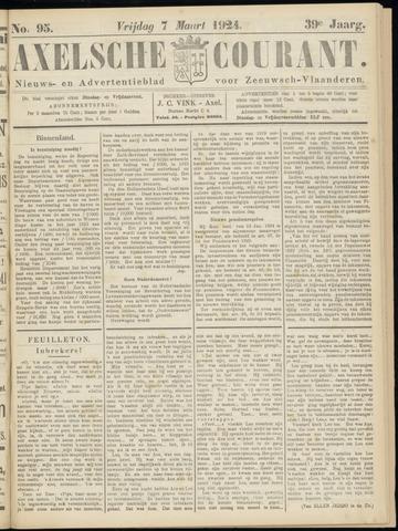 Axelsche Courant 1924-03-07