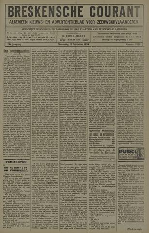 Breskensche Courant 1924-11-12