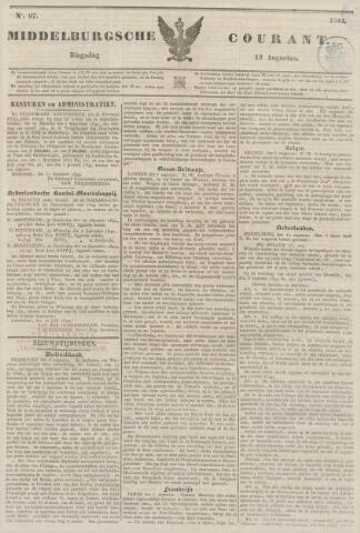 Middelburgsche Courant 1844-08-13