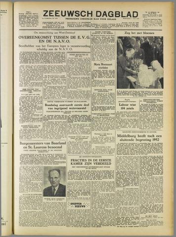 Zeeuwsch Dagblad 1952-05-07