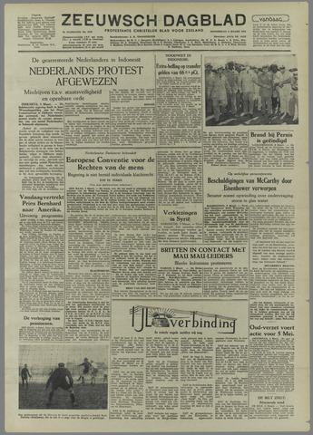 Zeeuwsch Dagblad 1954-03-04