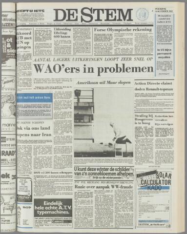 de Stem 1986-11-19