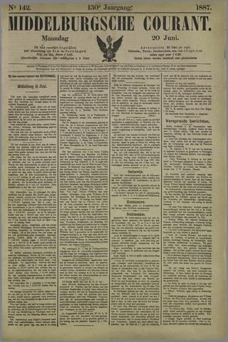 Middelburgsche Courant 1887-06-20